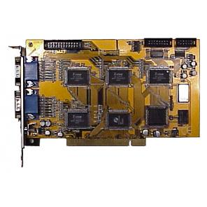 DIGIVUE EDV-XV816 16 CHANNEL DVR CARD WITH 240FPS RECORDING