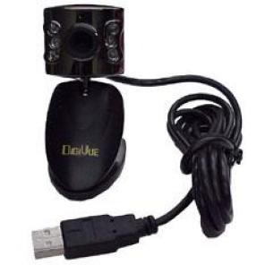 USB COLOR WEB CAMERA WITH BUILT-IN INFRARED ILLUMINATOR