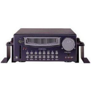 EVERFOCUS EDR410M 4 CHANNEL MOBILE DIGITAL VIDEO RECORDER