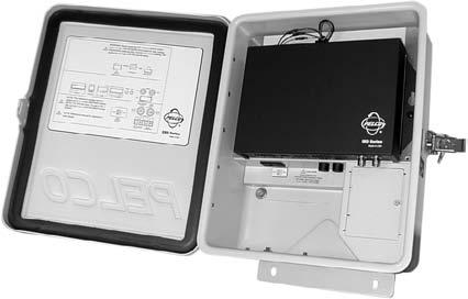 PELCO ERD2200 Coaxitron Receiver Outdoor NTSC/PAL