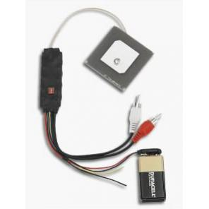 VIDEOCOMM 2.4GHz DIRECTIONAL CHANNEL SELECT MINI Tx WITH ALARM INPUT & RECEIVER KIT