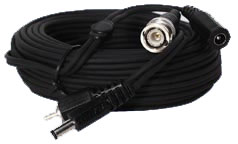CANTEK CPI-50 50FT CCTV POWER/VIDEO EXTENSION CABLES