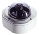 EVERFOCUS EHD350 HIGH RESOLUTION COLOR RUGGED DOME CAMERA