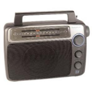 FIRST WITNESS RD1A FULLY FUNCTIONAL AM/FM RADIO W/ WIRELESS B/W CAMERA