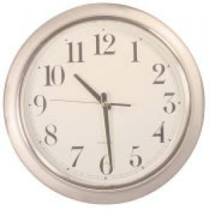 FIRST WITNESS FW-RWCHW(C) FULLY FUNCTIONAL WALL CLOCK W/ WIRED COLOR CAMERA