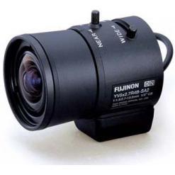 FUJINON YV5X2.7R4B-SA2 2.7-13.5mm AUTO IRIS LENS