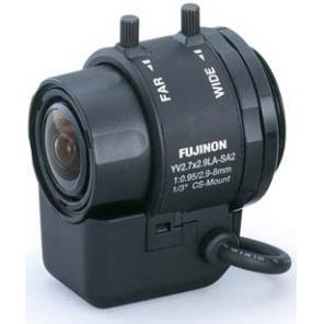 FUJINON YV27x29LA-SA2L 2.9-8mm AUTO IRIS LENS