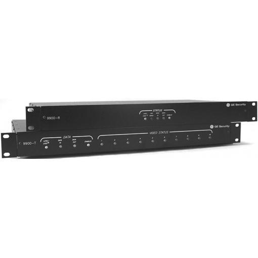 GE SECURITY 9902VMPD2-T-R SM – 2-CH Video, 2-Way MPD, Tx, Rack, 2-Fiber