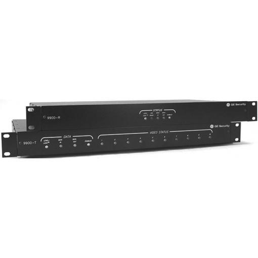 GE SECURITY 9910VMPD2L-R-R SM – 10-CH Video, 2-Way MPD, Rx, Rack, 2-Fiber