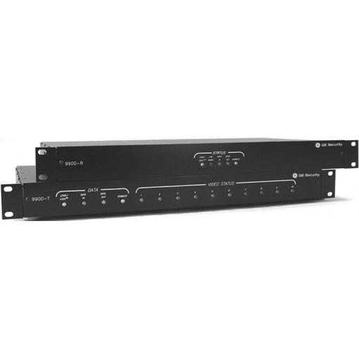 GE SECURITY 9918VMPD1-T-R SM – 18-CH Video, 2-Way MPD, Tx, Rack