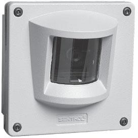 GE SECURITY GBC-TK-950-8 Ruggedized camera, color 1/3″ CCD, 380 TVL, 1 lux, 8 mm lens