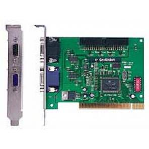 GEOVISION GV-250 15FPS 2, 4, 8, 12, 16 INPUTS PCI DVR CARD