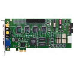 GEOVISION GV-1480X 16 CHANNEL 480 FPS REAL TIME PCI EXPRESS DVR CARD
