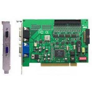 GEOVISION GV-600 30FPS 4, 6, 8, 10, 12, 14 AND16 INPUTS PCI DVR CARD