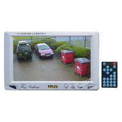 CANTEK HIGH RESOLUTION 7 INCH TFT COLOR WIDE LCD MONITOR