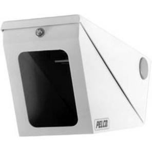 PELCO HS8080 Enc High-Security Ceiling Mt Lexan Window Aluminum