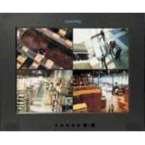 AGN EP17AV 17″ FLAT PANEL LCD MONITOR WITH COMPOSITE VIDEO