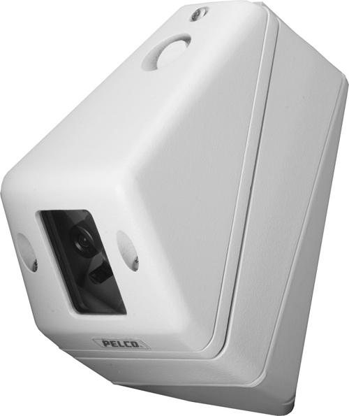 PELCO ICS200-CR12 Camclosure Wedge High Res Col NTSC 12mm