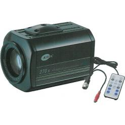 KPC-301CZHF 270X DAY & NIGHT POWER ZOOM CAMERA