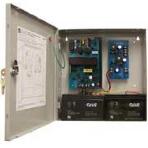 AL400UL3 UL Listed, Triple-Output Access Control Power Supply/Charger