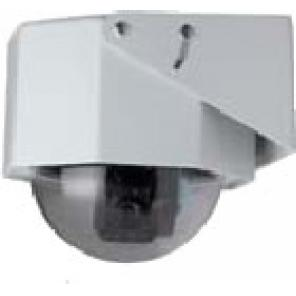 GE SECURITY KTA-DE9-0C HIGH RESOLUTION, COLOR GE CYBERDOME, SMOKE POLYCARBONATE DOME, HEAVY DUTY MOUNT, HEATER