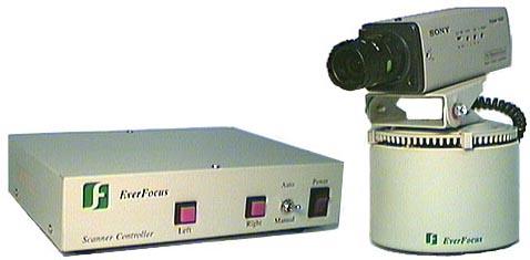 EVERFOCUS EF-701_EF-702 AUTOMATIC / MANUAL SCANNER & CONTROLLER
