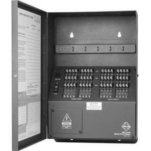 PELCO MCS4-2B Power Supply Camera 2Amp 4 Out Breaker