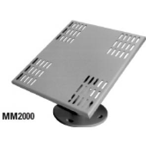 PELCO MM2000 Universal Ceiling/Ped Mount 9 in. & 12 in. Monitor