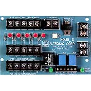 MOM5 Multi Output Power Distribution Module for Access Control