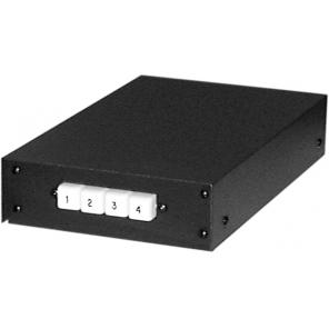 PELCO MS504AF Term Manual Switcher 4 In X 1 Out Audio Follow