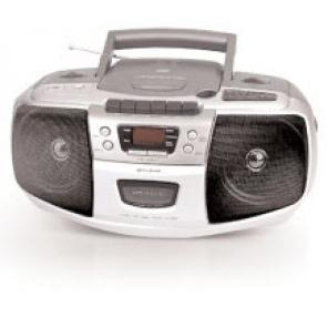 FIRST WITNESS BBA FULLY FUNCTIONAL BOOMBOX W/ WIRELESS B/W CAMERA