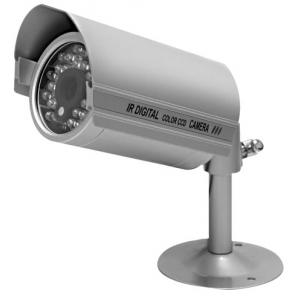 NUVICO NVCC-W27IR30N DAY/NIGHT COLOR BULLET CAMERA WITH 30 LEDS ***Weatherproof Design***