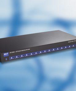 NVT NVû1662J 16-Channel Active (Amplified) Distribution Amplifier