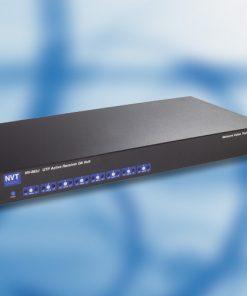 NVT NVû862J 8-Channel Active (Amplified) Distribution Amplifier