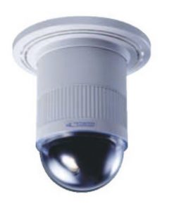 PANASONIC WV-NS324 Hybrid Unitized Network Color Dome Camera with Pan, Tilt, Zoom