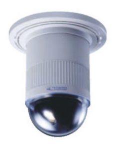 Panasonic Wv-Ns324 Hybrid Unitized Network Color PTZ Dome Camera