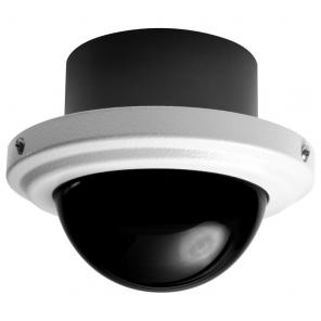 Pelco ICS150CA Camclosure In-Ceiling Smoked Dome Color System-Standard Resolution ***Weatherproof Design***