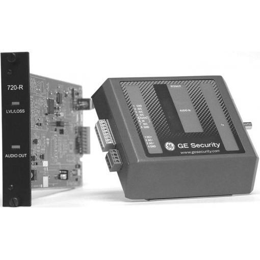 GE SECURITY B720AR-ESTL MM – Audio, Digitally Processed, Rx, Can