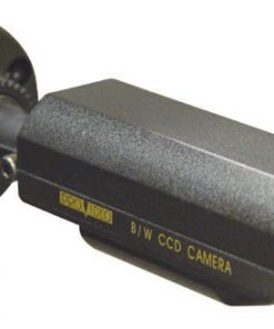 PROVIDEO CVC-1724 MINIATURE WEATHERPROOF B/W BULLET CAMERA