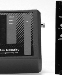GE SECURITY S703VR-RSTL MM – 2-CH Video, Rx, Rack