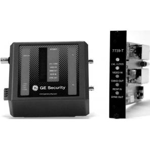 GE SECURITY S7739DVR-RST1 SM – Video with Up-The-Coax Data, Rx, Rack
