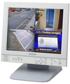 SONY LMD-1410SC 14 INCH LCD FLAT PANEL MONITOR
