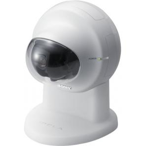 SONY SNCP5 MPEG 4/JPEG PTZ NETWORK SECURITY CAMERA