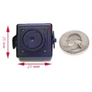 WELDEX WDH2500 MINI SPY PINHOLE HIDDEN CAMERA