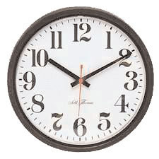 FIRST WITNESS FW-WC(C) WIRELESS COLOR INDUSTRIAL WALL CLOCK HIDDEN CAMERA