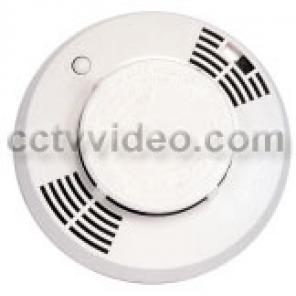 WIRELESS NON-FUNCTIONAL COLOR SMOKE DETECTOR CAMERA