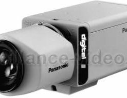 PANASONIC WV-BP334 DIGITAL SIGNAL PROCESSING 1/3″ B/W CCD CAMERA
