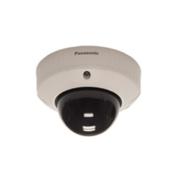 PANASONIC WV-CW474AF/15 SD II, Day/Night, Vandal-Proof, flush mount dome camera, 510-lines of resol