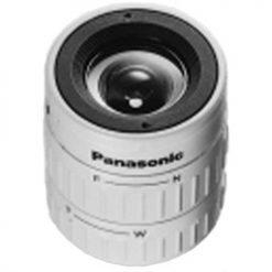 PANASONIC WV-LZF61/2 Lens, 1/3″, Variable Focal Lens, Zoom 3.8 – 8mm Fixed