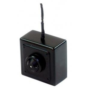 VIDEOCOMM MXR-5842BW B&W 5.8 GHz WIRELESS PINHOLE CAMERA WITH TRANSMITTER